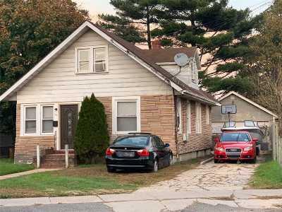 Roosevelt Single Family Home For Sale: 237 Babylon Tpke
