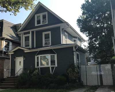 Woodhaven Single Family Home For Sale: 91-29 97 Street
