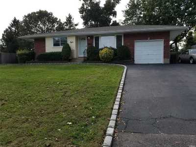 Commack Single Family Home For Sale: 8 Rita Cres