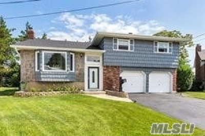 N. Bellmore Single Family Home For Sale: 1833 Bradley Ct