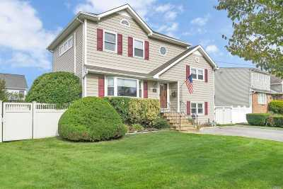 Massapequa Single Family Home For Sale: 57 McKinley Pl