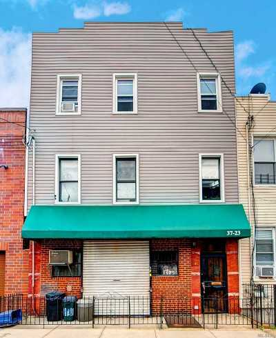 Long Island City Multi Family Home For Sale: 37-23 11th St
