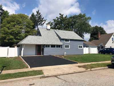 Levittown Single Family Home For Sale: 19 Eden Ln