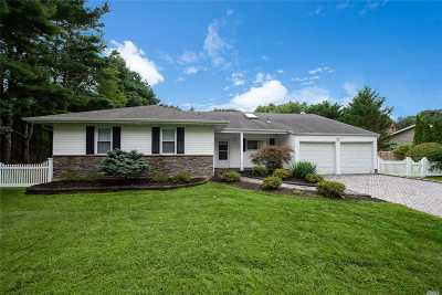 Dix Hills Single Family Home For Sale: 25 Gleason Dr