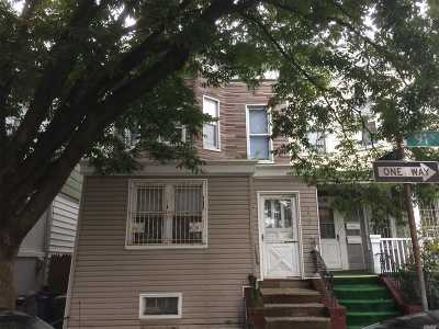 Woodhaven Multi Family Home For Sale: 86-50 91st St