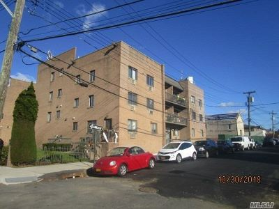 Ozone Park Condo/Townhouse For Sale: 150-40 Tahoe St