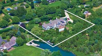 Quogue Single Family Home For Sale: 14 Niamogue Ln