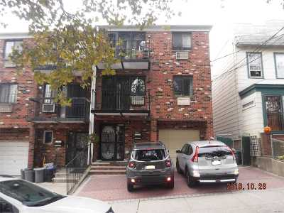 Middle Village Multi Family Home For Sale: 60-30 84th St
