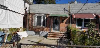 Jamaica Single Family Home For Sale: 110-31 159 St