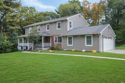 Northport Single Family Home For Sale: 84 Nautilus Ave