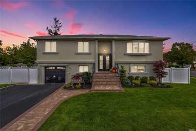 Massapequa Single Family Home For Sale: 201 N Kings Ave