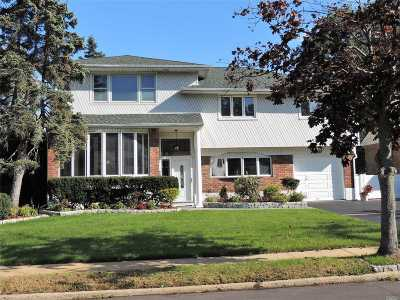 Wantagh Single Family Home For Sale: 1539 Jennie Rd