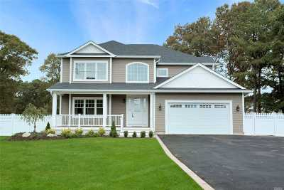 Dix Hills Single Family Home For Sale: 1183 Carlls Straight Path