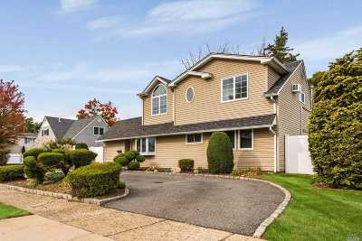 Hicksville Single Family Home For Sale: 25 Spindle Rd