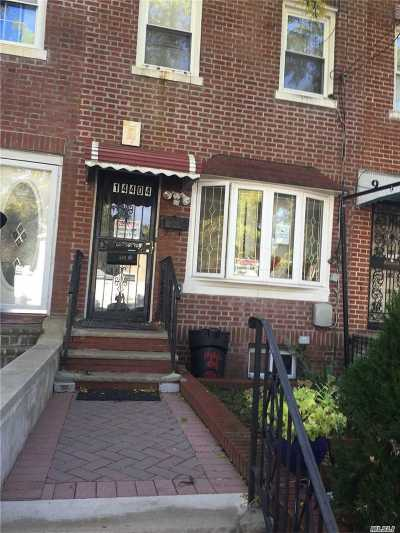Jamaica Single Family Home For Sale: 144-04 120th Ave