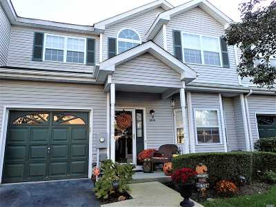 Oakdale Condo/Townhouse For Sale: 164 Willow Wood Dr