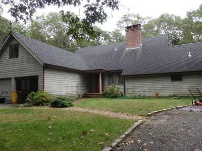 East Hampton Single Family Home For Sale: 14 Stirrup Ct