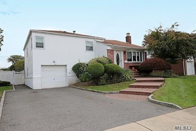 Plainview Single Family Home For Sale: 157 Orchard St