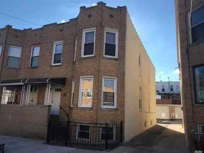 Ridgewood Single Family Home For Sale: 64-48 Woodbine St