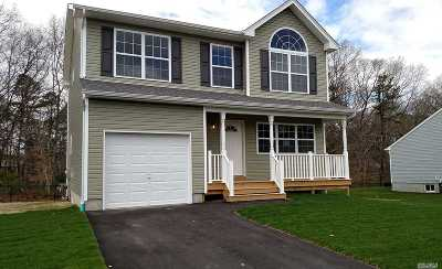 Eastport Single Family Home For Sale: Lot 1 S Bay Ave
