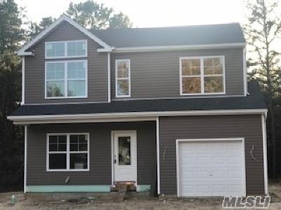 Medford Single Family Home For Sale: N/C Granny Rd