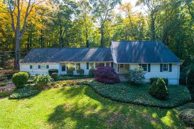 Huntington Single Family Home For Sale: 10 Golf Ln
