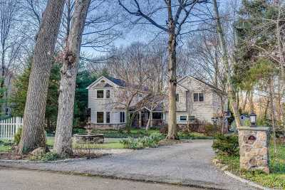 Cold Spring Hrbr Single Family Home For Sale: 55 Hawxhurst Rd