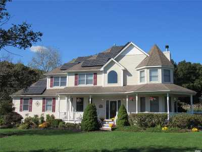 Wading River Single Family Home For Sale: 28 Meadow Ct