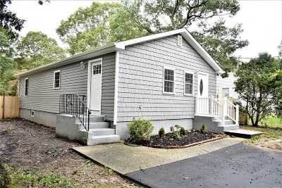 Medford Single Family Home For Sale: 12 Florida Ave