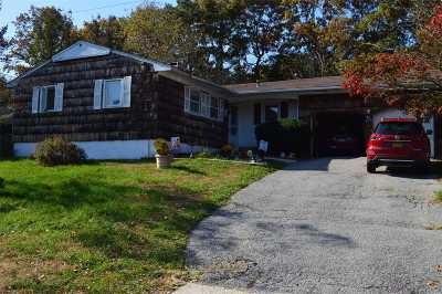Farmingville Single Family Home For Sale: 56 Avenue D