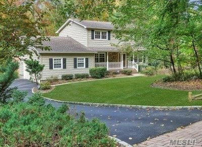 Smithtown Single Family Home For Sale: 22 Mill Dam Rd