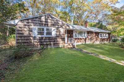 Calverton Single Family Home For Sale: 82 Old Stone Rd