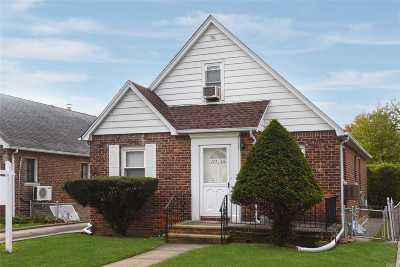 Flushing Single Family Home For Sale: 173-24 47 Ave
