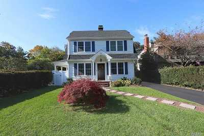 Syosset Single Family Home For Sale: 227 Berry Hill Rd