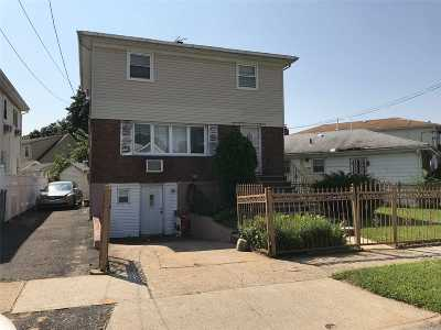 Jamaica Single Family Home For Sale: 176-44 120th Ave
