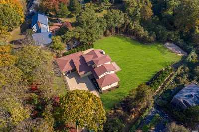 Northport Single Family Home For Sale: 535 Asharoken Ave