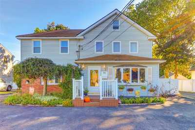 Hicksville Single Family Home For Sale: 86 East Ave