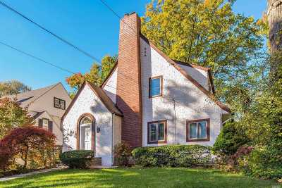 Great Neck Single Family Home For Sale: 3 Cary Rd