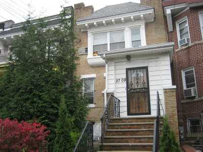 Astoria Single Family Home For Sale: 27-08 Ditmars Blvd