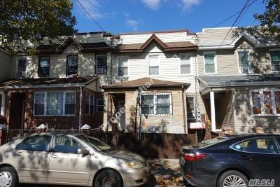 Ozone Park Multi Family Home For Sale: 74-07 97th Ave