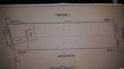 Middle Island Residential Lots & Land For Sale: Lot 8 W Bartlett Rd