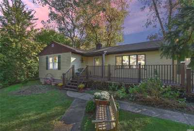 Huntington Single Family Home For Sale: 10 Reynolds St