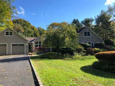 Greenlawn Single Family Home For Sale: 37 W Maple Rd
