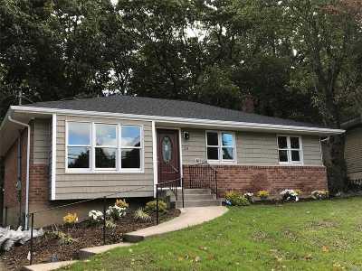 Huntington Single Family Home For Sale: 14 Warrenton Ct