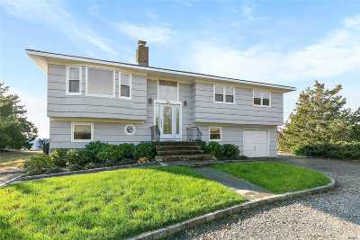 Hampton Bays Single Family Home For Sale: 1 Nautilus Ct