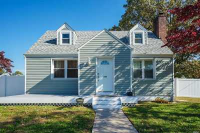 Bethpage Single Family Home For Sale: 646 Stewart Ave