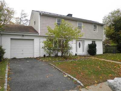 N. Babylon Single Family Home For Sale: 318 Wicks Ave
