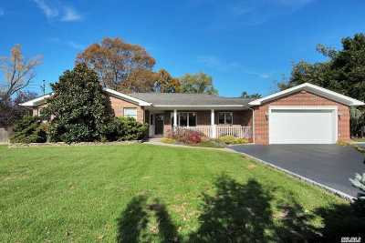 Syosset Single Family Home For Sale: 18 Chelsea Dr