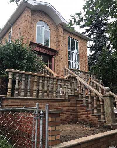 Whitestone Single Family Home For Sale: 15412 14 Ave