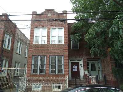 Brooklyn Multi Family Home For Sale: 576 Williams Ave